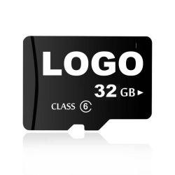 Classe de haute qualité de vente chaude10 Carte mémoire Micro SD La carte de TF