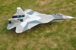 [رك] طائرة [ت-50] [إدف] انبثاق مع معدن [شوك بسربر] [لندينغ جر] قابل للانكماش ومتّجه منفس أن يزوّد