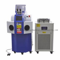 中国200Wのデスクトップのレーザ溶接機械YAG産業レーザーの溶接工歯科レーザーのはんだ