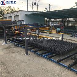 Автоматическая Reforcement стальную пластину сетки сварочный аппарат