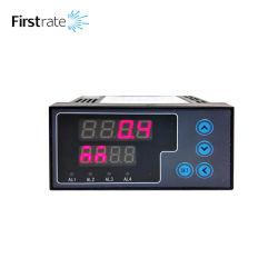 La TVF à l'eau500-401 bien au niveau du réservoir de stockage ar compteur indicateur de pression analogique