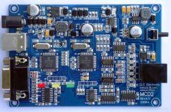 8 circuito stampato del PWB di strato SMT SMD, scheda di controllo a più strati del condizionatore d'aria di Fr4 Hal