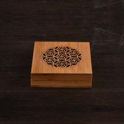 Huecos de almacenamiento de OEM con cajón porta incienso Vara de incienso Zen Burner
