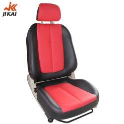Coiffe de siège auto écologique Voiture de luxe de gros de coiffe de siège en cuir rouge