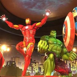 K382 из стекловолокна Лиги героев прав манга фигурка полимера Resinic фигурка Marvel пользовательских действий Polyresin аниме фигурка