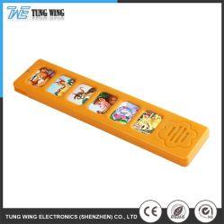 Het beste Boek van de Elektronika van het Stuk speelgoed van Kinderen Onderwijs Correcte Digitale