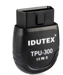 TPU Idutex 300 Serviço Pesado Veículo Diagnóstico e aluguer de aparelho de diagnóstico 2019 OBD2 Scanner Eobd o Bluetooth 12V/24V suportam o Android
