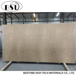 Nouveau look de granit de gros de dalles de quartz pour compteur haut de la vanité de la Table haut de page