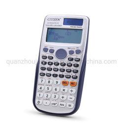 OEM ABS-Knop batterij kantoor School Calculator