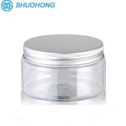 100ml Plastique PET pour les cosmétiques crème Jar paquet
