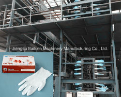Latex Glove Production Line Medische Handschoenen Automatische Machine