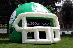Iw005 modello gigante di cappello da calcio americano gonfiabile