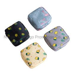 Девочек Napkin медали карты карманы мини-кошелек молнией ноль Wallet творческих санитарных полотенце для хранения