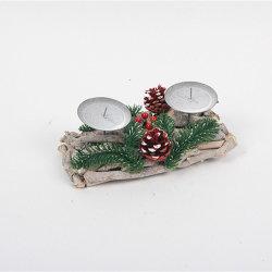Деревянная Подарочная упаковка Рождество открытый группа декор интерьера