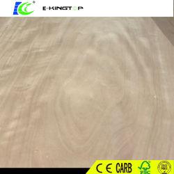 Pinho nodoso Birch Redwood Plb folheado de madeira compensada