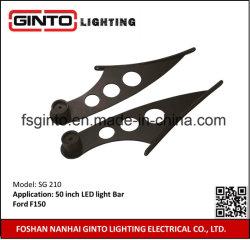 Montagem fácil do teto de automóveis Ford F150 na barra de luz LED Suporte de Ajuste do Suporte
