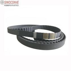 2GT-10mm extremo abierto de la máquina de impresión de caucho Correa de distribución
