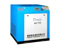 Parado eléctrico industrial de accionamento directo Home Compressor GNC