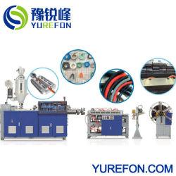 PP PE câble en plastique PVC tuyau souple de protection de tube de la ligne de production d'extrusion de l'extrudeuse