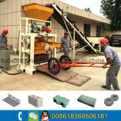 Автоматическая полуавтоматическая асфальтирование камня для скрытых полостей гидравлической строительного материала асфальтирование блока формирующего принятия конкретных кирпича машины