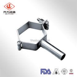 Supporto sanitario del tubo della fascetta stringituba dell'acciaio inossidabile