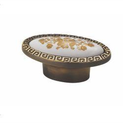 La poignée de porte en céramique et de meubles Mobilier céramique Matériel Bouton de porte 327
