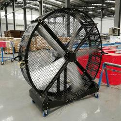 De nieuwe Elektrische Ventilator van het Pakhuis van de Vloer van het Type Draagbare Bevindende voor Fabriek