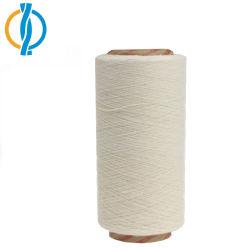 Filato riciclato poli cotone per il lavoro a maglia e tessere
