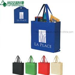 Отдельные картонную многоразовые нетканого материала складной продуктовый женская сумка
