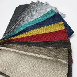 ポリエステルファブリック家具製造販売業の世帯の織物の椅子のソファーによって編まれる染められたファブリック