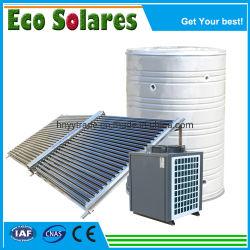 Емкость для сбора солнечной энергии+ источника воздуха тепловой насос гибридный воды системы отопления