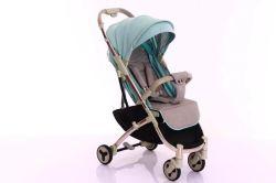 Bastidor de aluminio plegable Fácil de bebé cochecito