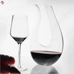 1,7 L U vinho clássico Carafe com chumbo Vidro cristal acessórios de Vinho