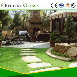 Campo artificiale del tappeto erboso dell'erba poco costosa del Faux (CS)
