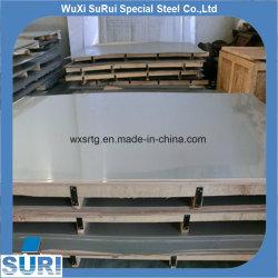 Professional 201/202/304/316L/410/420/430 Plaque en acier inoxydable