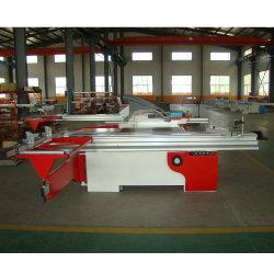 Maquinaria de trabajo de la madera Mj6132tya la precisión de corte de madera de 45 grados pequeño panel de tabla deslizante vio