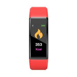 Goedkoper dan Armband van de Band van het Horloge van de Sport van de Manier van de Monitor van het Tarief van het Hart USD5/PCS Bluetooth de Slimme Waterdichte Slimme voor Androïde ISO