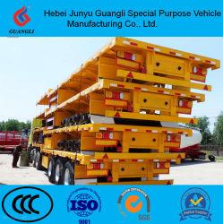 Rimorchio di scheletro personalizzato del camion di trasporto del telaio del contenitore di 40FT 20FT semi con 12 torsioni