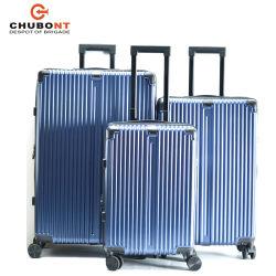 Sacchetto antifurto 2020 dei bagagli del carrello di corsa della chiusura lampo delle coperture dure del policarbonato