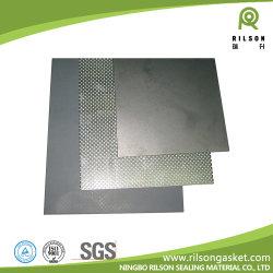 Feuille de joint composite graphite renforcé