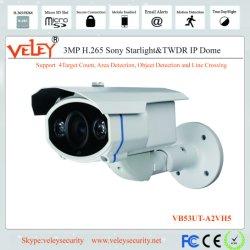 50m bala de vigilância CCTV Câmara Dome CCD da Câmara de Vídeo Digital