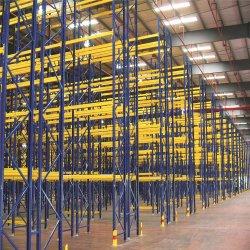 Tianjin-DL-vorgewählte Ladeplatten-Stahlzahnstangen-industrieller Lager-Speicher