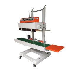 Data de plástico impresso em papel Kraft de Alumínio Saco contínua automática máquina de colagem de estanqueidade de calor
