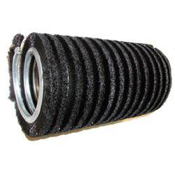 Qualitäts-Spirale-Pinsel-äußerer Ring-Rollen-Nylonpinsel