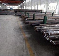 GB Gcr15 Stahl mit hohem Kohlenstoffausbeter/warmgewalzter Stahl Rundstab
