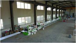 Alto brillo dos Panel del techo de PVC de color de la máquina de impresión