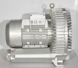 9kw ventilador industrial de alta presión canal lateral, bomba de vacío.