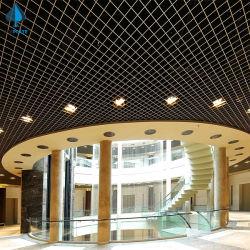 Hoogwaardig False Plafondsysteem opgehangen aluminium Plafondrooster voor Winkelcentrum