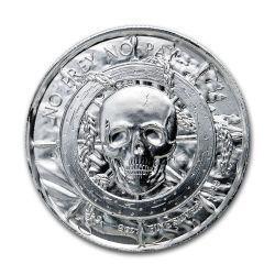 Sem mínimo Pirate Gold metálica prateada Custom Loja moedas moedas