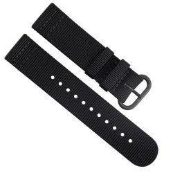 Premium Regarder en nylon élégant de l'OTAN sangle de ceinture pour montre-bracelet